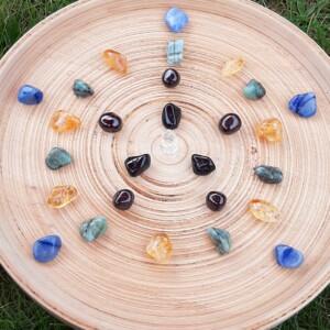 Mandala de pierre