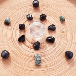 Mandalas de pierre