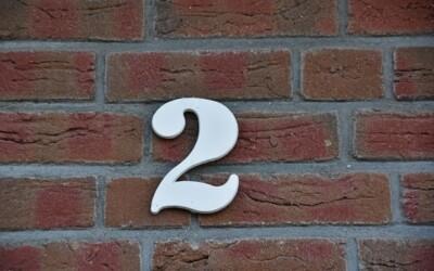 Numérologie : le nombre 2 dans tous ses états